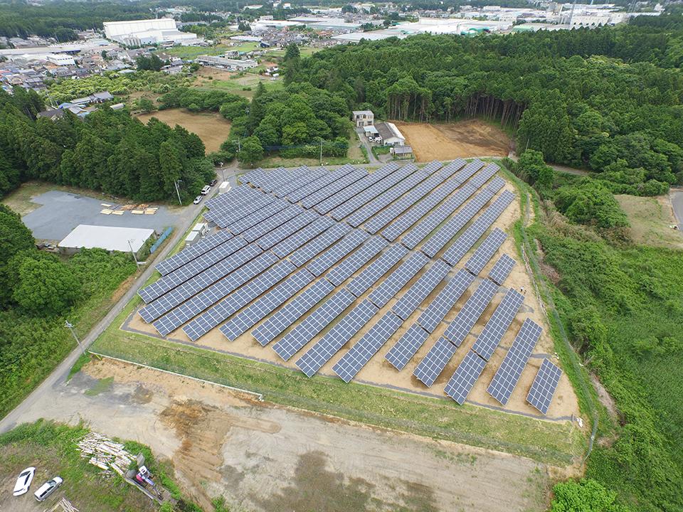 ノア太陽光発電