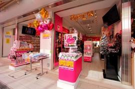 コスメショップ「D'or」店舗を拡大!さらに品揃えが増えました!