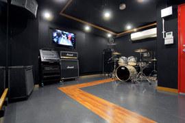 サウンドスタジオノア銀座店地下に新たにGst+Subroom(12帖+2帖)・Vo.Booth(3帖)の2部屋が新たにOPEN!