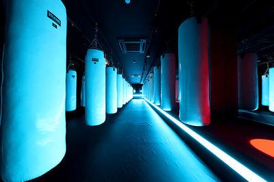 今話題の暗闇ボクシングフィットネスが恵比寿で!ボクシングフィットネスジムNOA恵比寿スタジオ5月下旬OPEN!