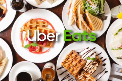 NOA COFFEE 原宿、NOA CAFE 銀座 Uber Eats & テイクアウトはじめました!
