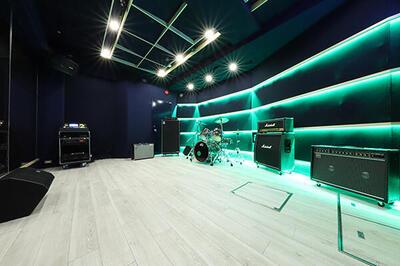 サウンドスタジオノア赤坂店、バンドスタジオ増床 CSst NEW OPEN!